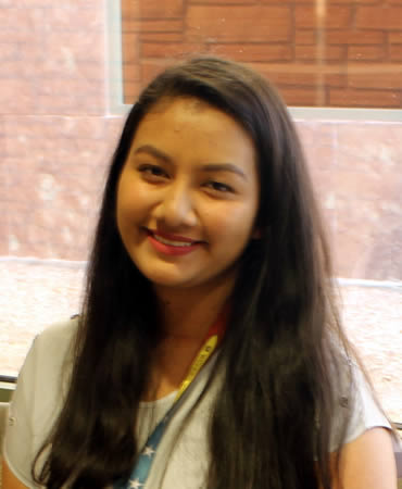 Kathia Sotelo Calderon, Youth Development Specialist
